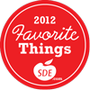 Staff Development for Educators 'Favorite Things' Award