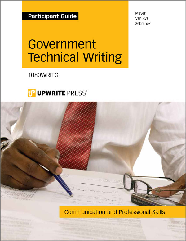 technical writing curriculum