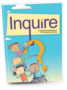 Inquire Handbook Cover